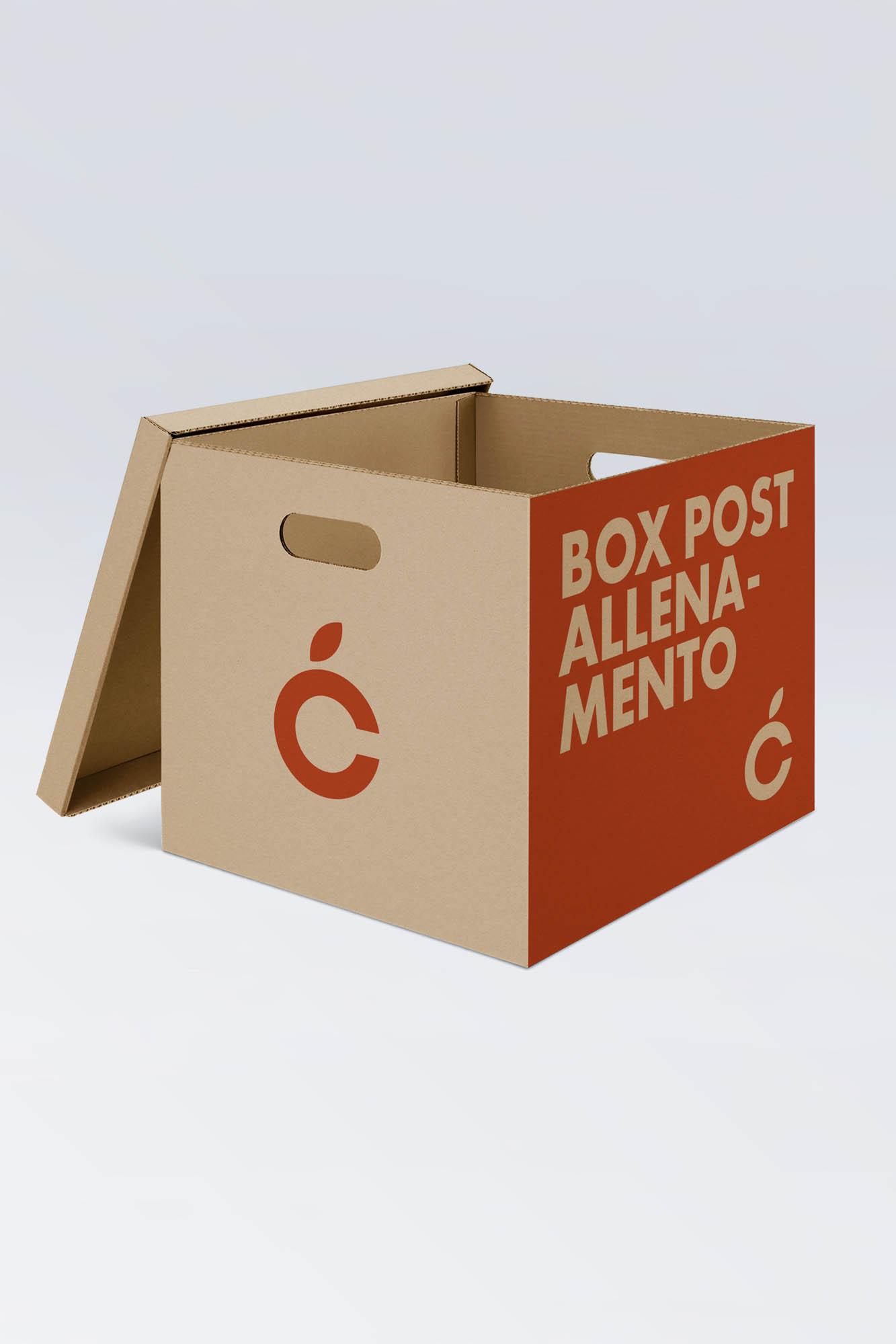 Box Post-Allenamento